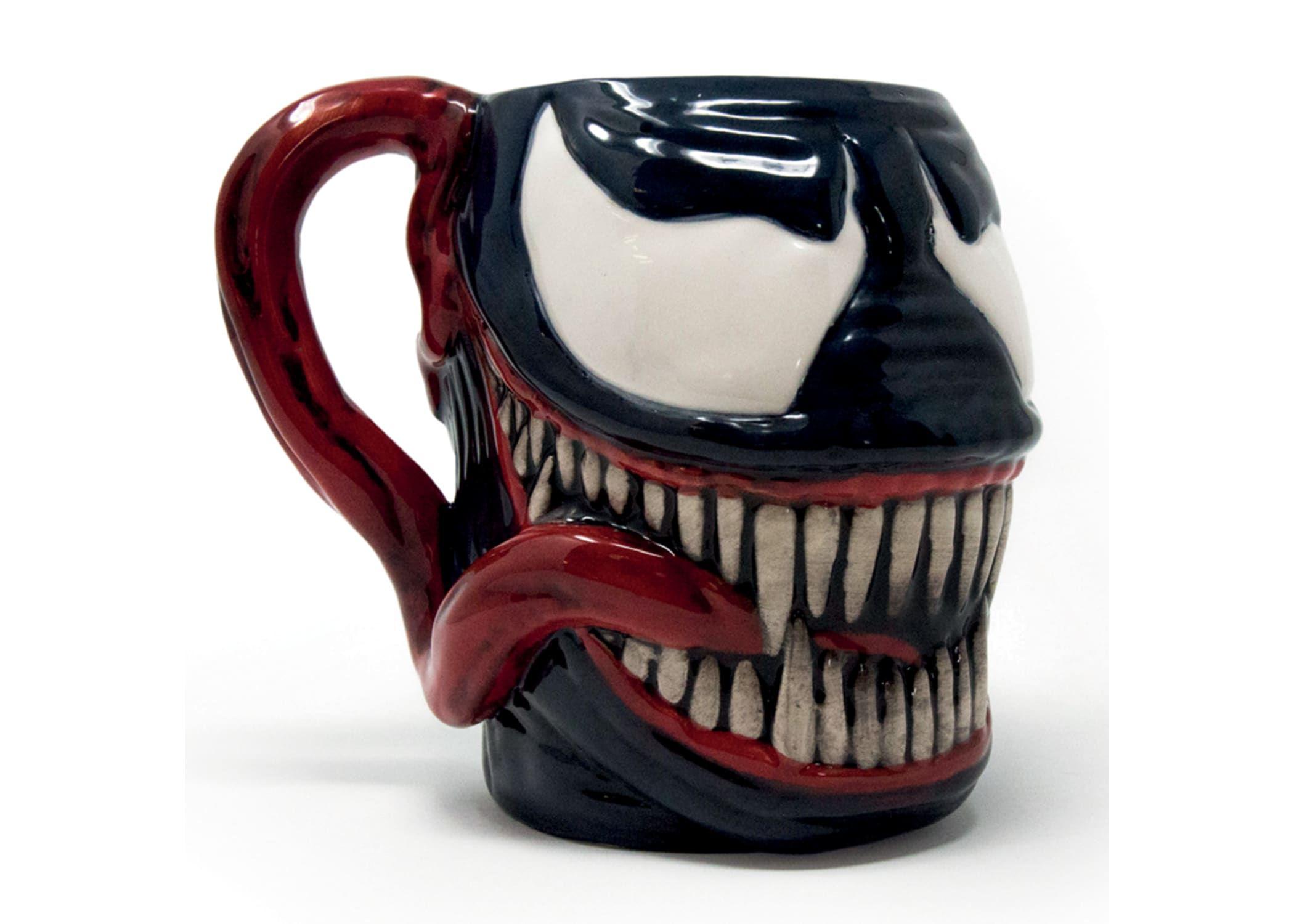 Buy Marvel (Venom Head) Sculpted Mug  GAME #Affiliate , #AFF, #Venom, #Marvel, #Buy, #Head, #GAME