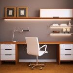 Chic Home Office Design Ideas