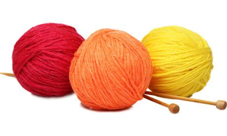"""Click through to a very good article, """"Knitting Offers Welcome Relief From Fashion Lust"""""""