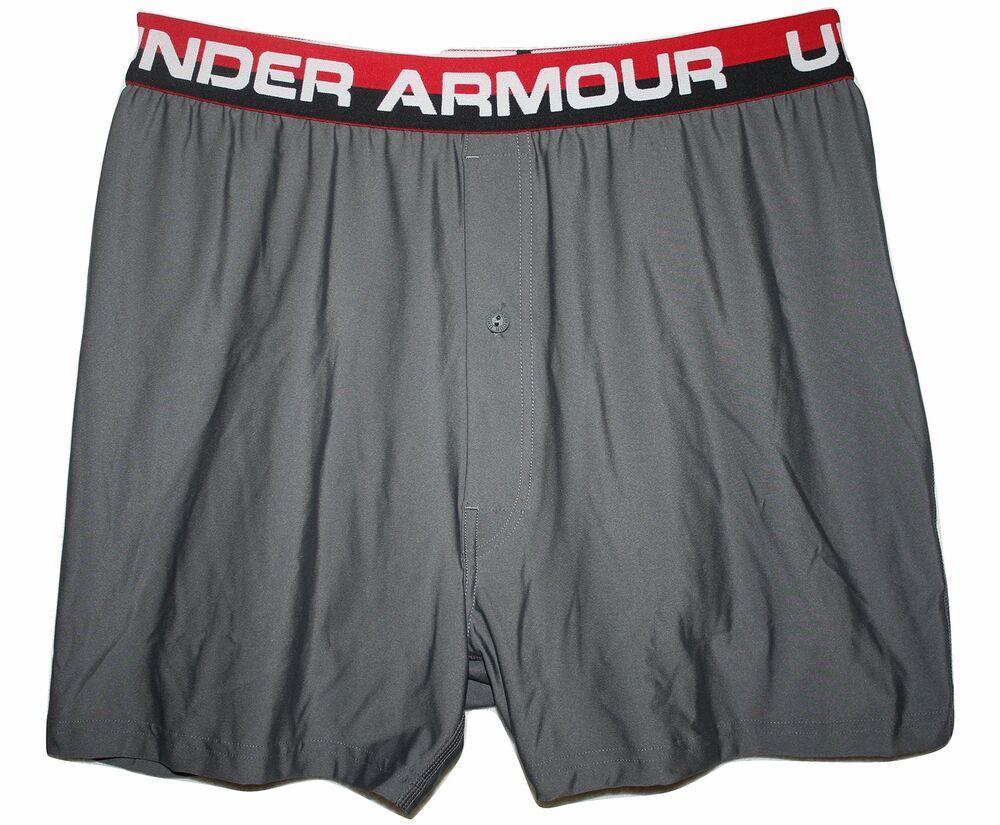 líder Arqueológico Carnicero  Pin on Under Armour Men's Boxers