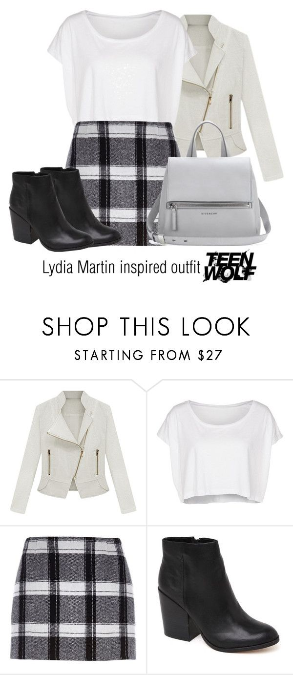 Lydia martin inspired outfitteen wolf