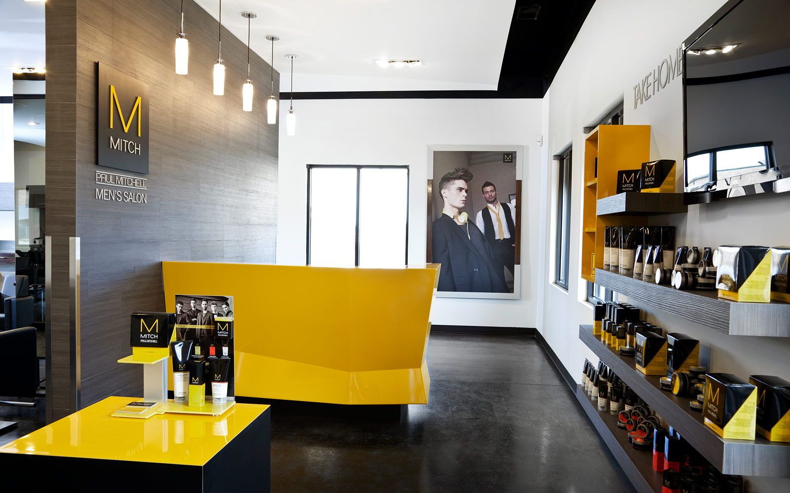 Paul mitchell salon images wadsworth design mitch a for A paul mitchell salon
