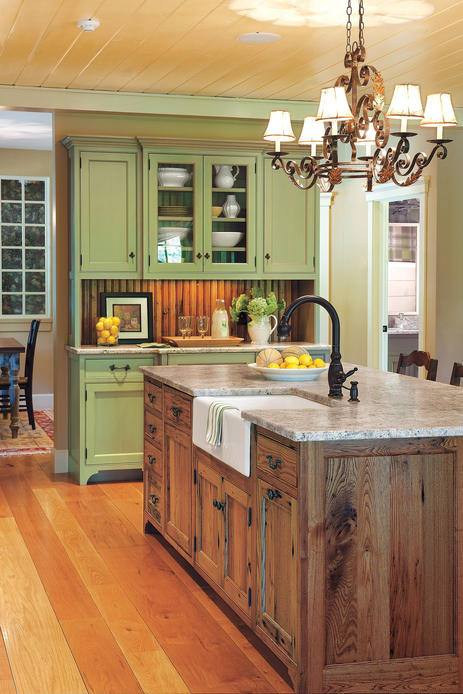 All About Kitchen Islands Rustic Country Kitchens Kitchen Island With Sink French Country Kitchens