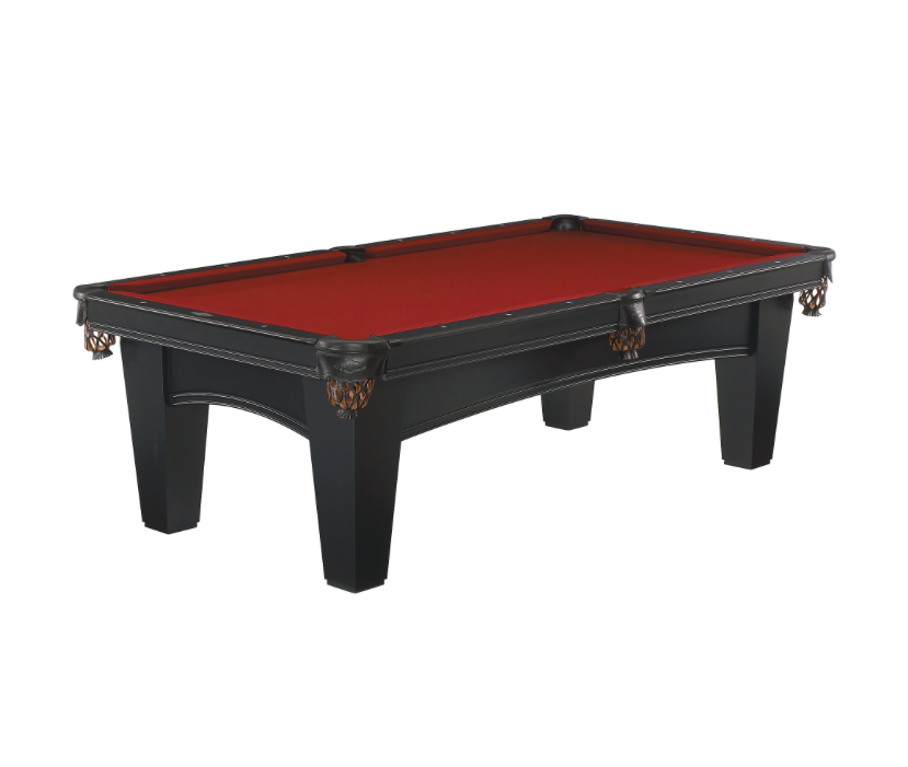 No Compromises Necessary When You Choose The Bayfield Pool Table For Your  Home Billiard Room.