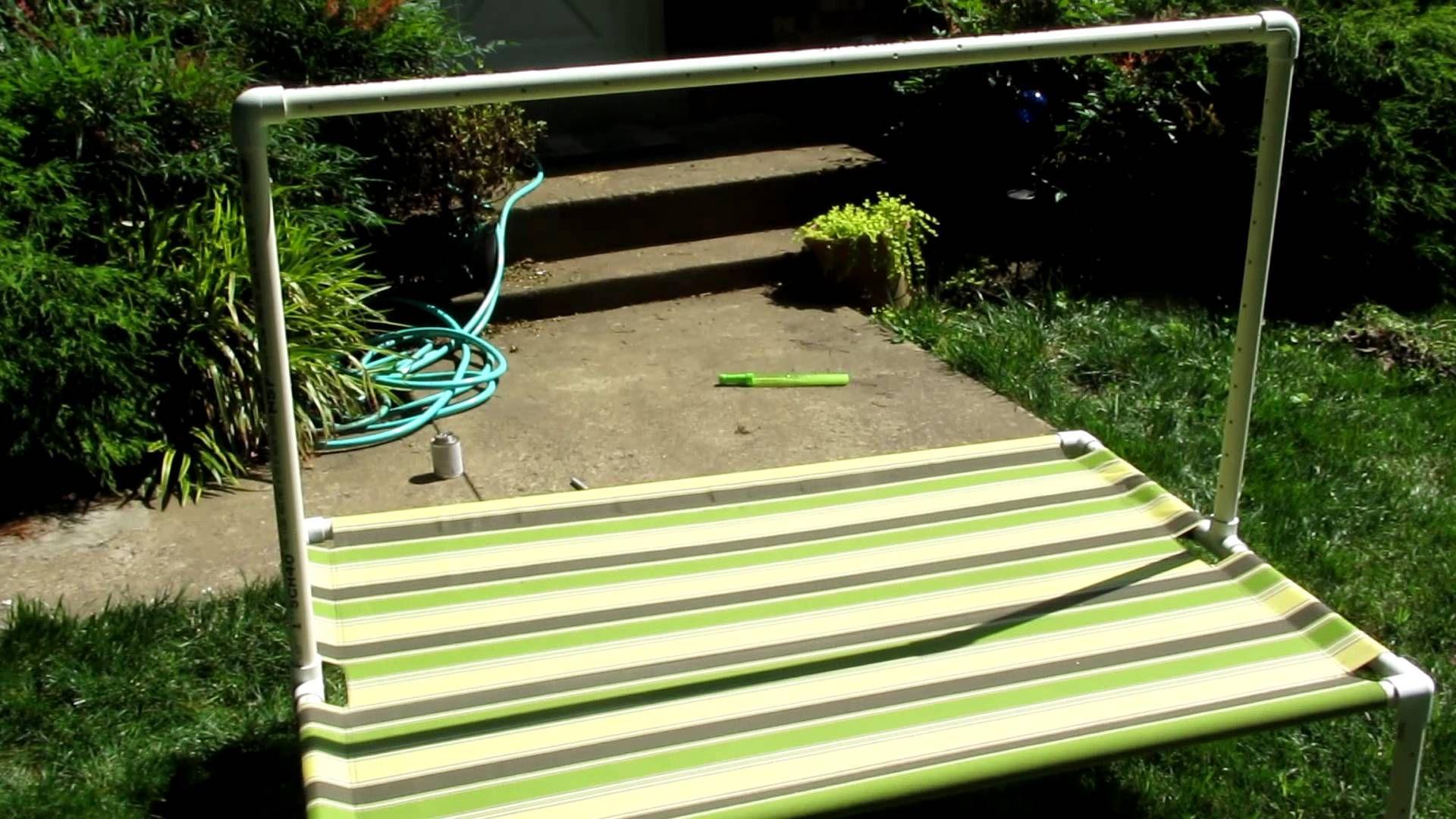 Pvc Swim Platform Need One For The Pool Kid Stuff In