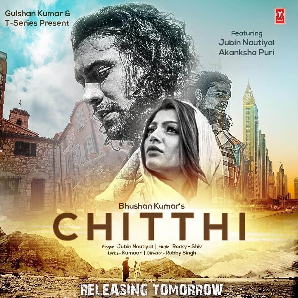 Jubin Nautiyal Bollywood Singer And Musician Second Single Chitthi Out 6 March 2019 Latest Hindi Movies Bollywood Free Download