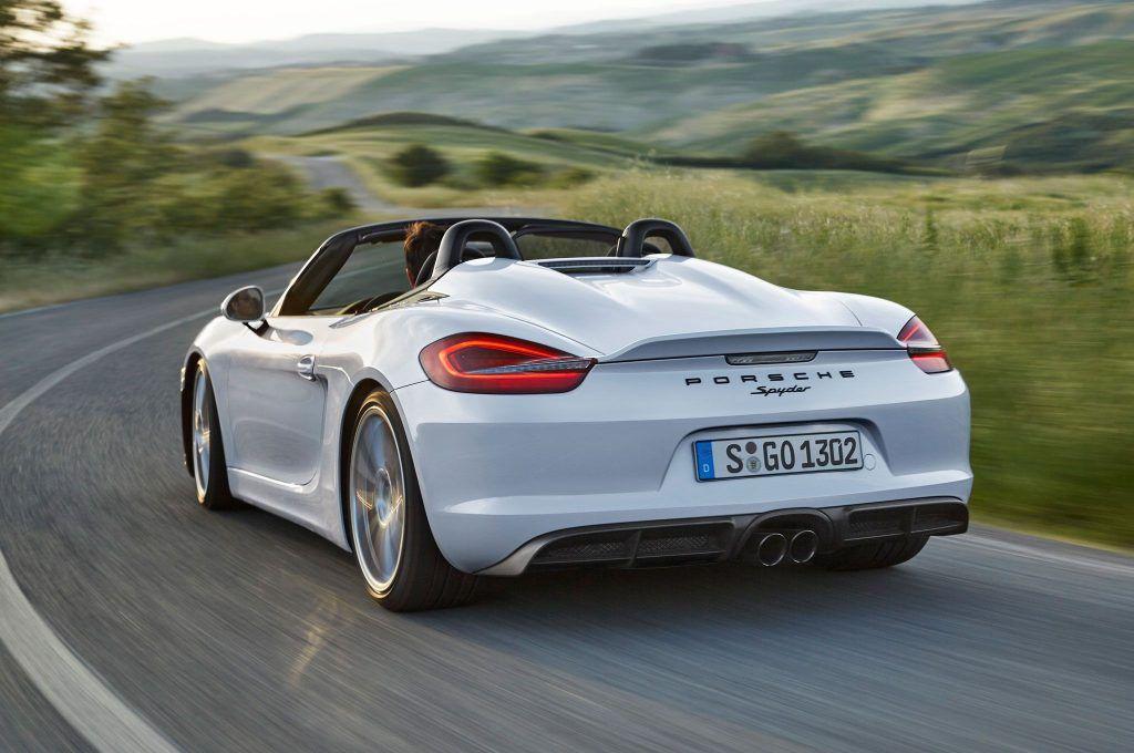 The 2019 Porsche Boxster Spyder New Review Porsche Boxster Spyder Porsche Boxster Boxster Spyder