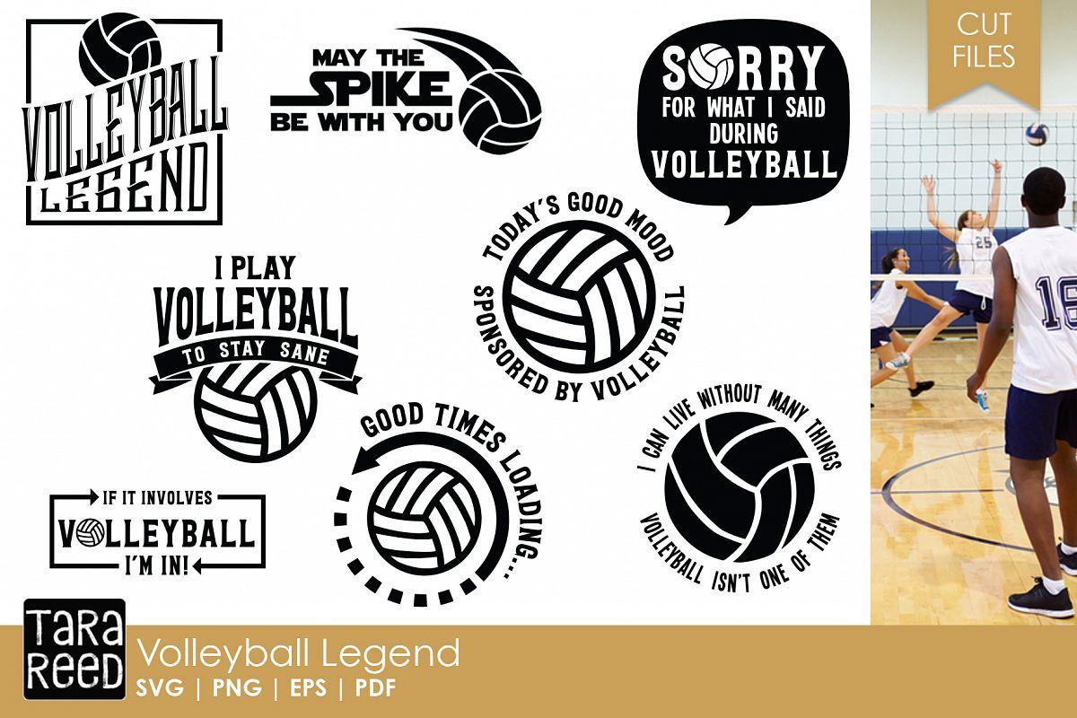 Pin On Volleyball Cricut Designs
