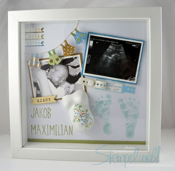 Want -- Welcome To The World - My 1St Memories Frame | Nursery