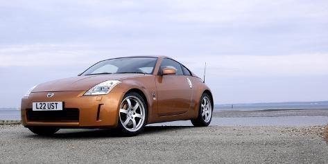 '2004 Nissan 350Z' Photographic Print - | Art.com