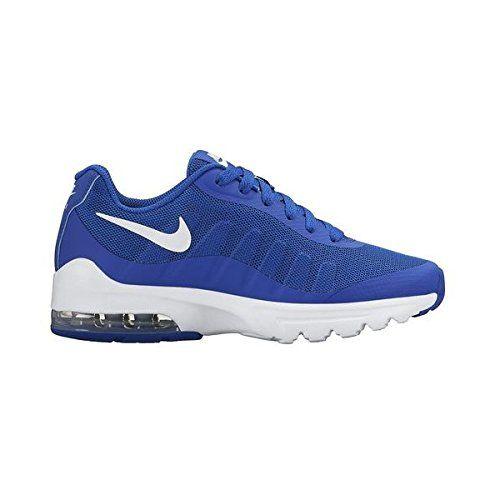 Nike AIR MAX INVIGOR GS Chaussures Sneakers Enfant Junior Noir ...