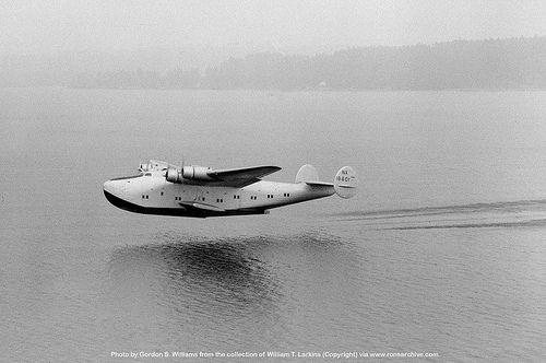 Boeing 314 Clipper 1938 NX18601