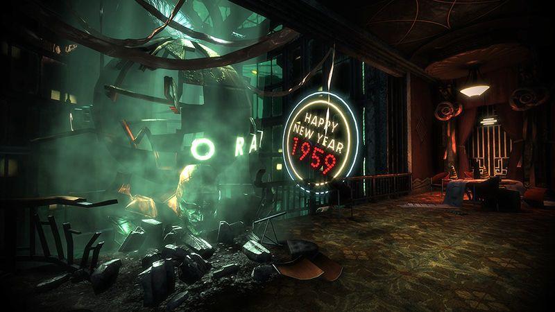 Bioshock Bioshock Rapture Bioshock Bioshock Game