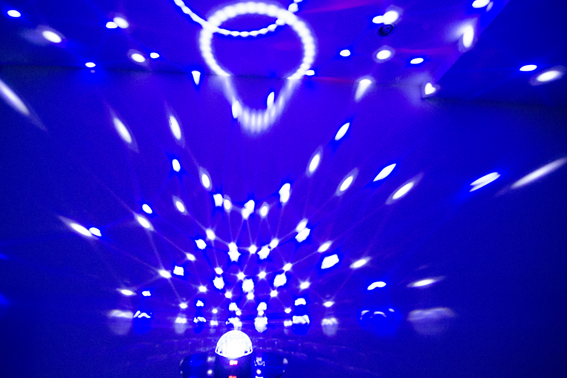 Awesome Addition For Your Party Our Customers Have Used The Led Disco Ball By Nulights As A Party Light For Ho Party Lights Led Disco Ball Led Party Lights