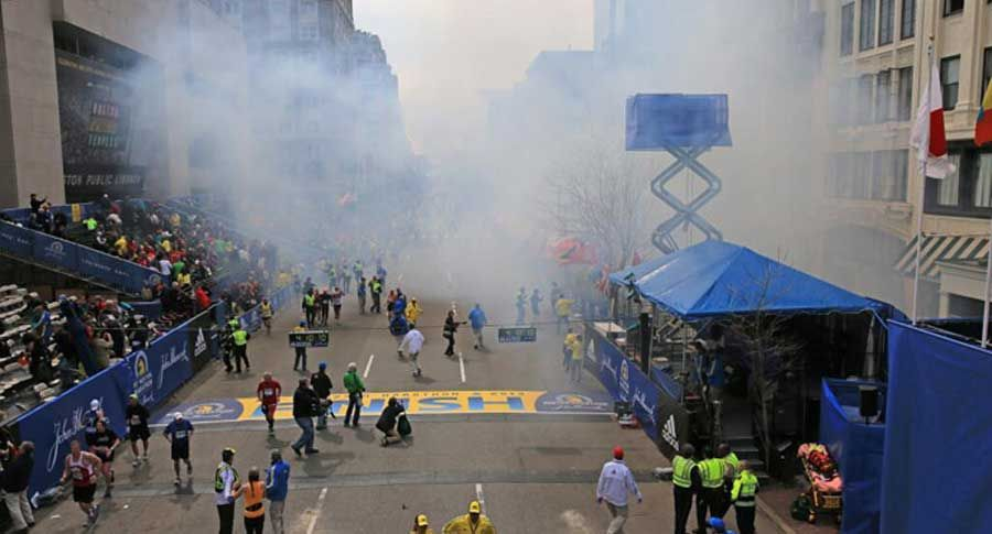 Boston Marathon Bombing Conspiracies & False Flag Claims Surface