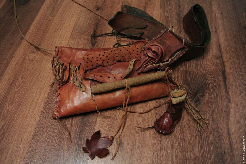 d35aa7390479 Женские сумки ручной работы. Ярмарка Мастеров - ручная работа. Купить  Кожаная сумка и поясная сумочка из Стамбула. Handmade. Бохо