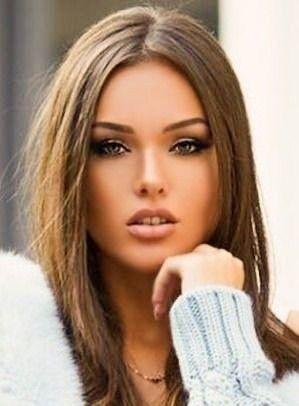 mujer muy guapa