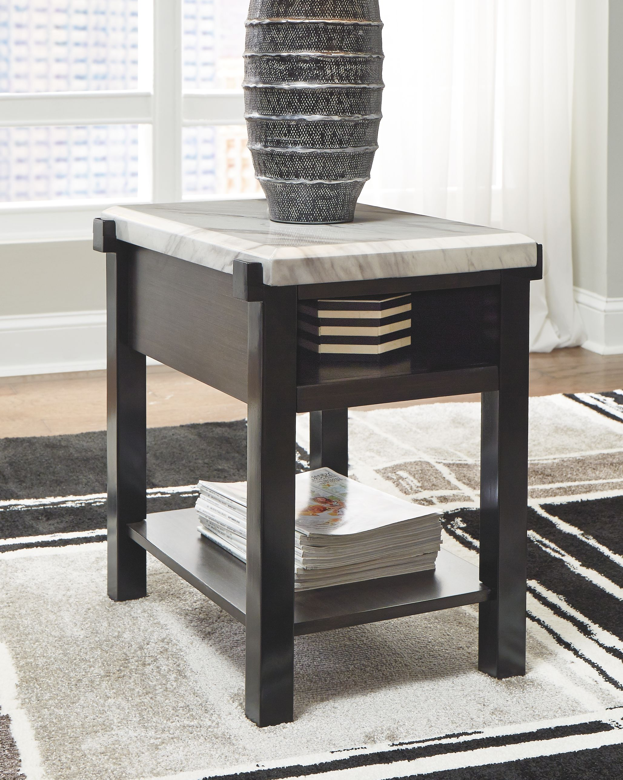 Janilly Chairside End Table Ashley Furniture Homestore In 2021 End Tables Ashley Furniture Ashley Furniture Homestore