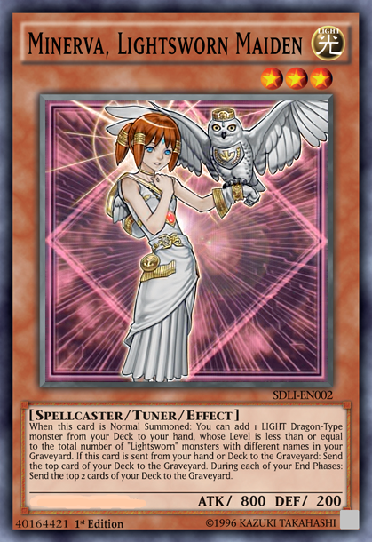 Top 10 Cards You Need For Your Lightsworn Yu Gi Oh Deck Cards Monster Cards Yugioh