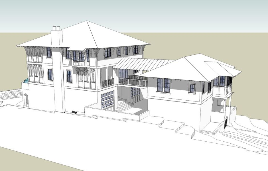bridge to connect garage apartment to main house On the Homestead - fresh 37 blueprint apartments