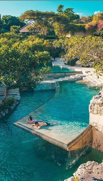 جزيرة بالي إندونيسيا Dream Vacation Spots Dream Pools Ayana Resort Bali