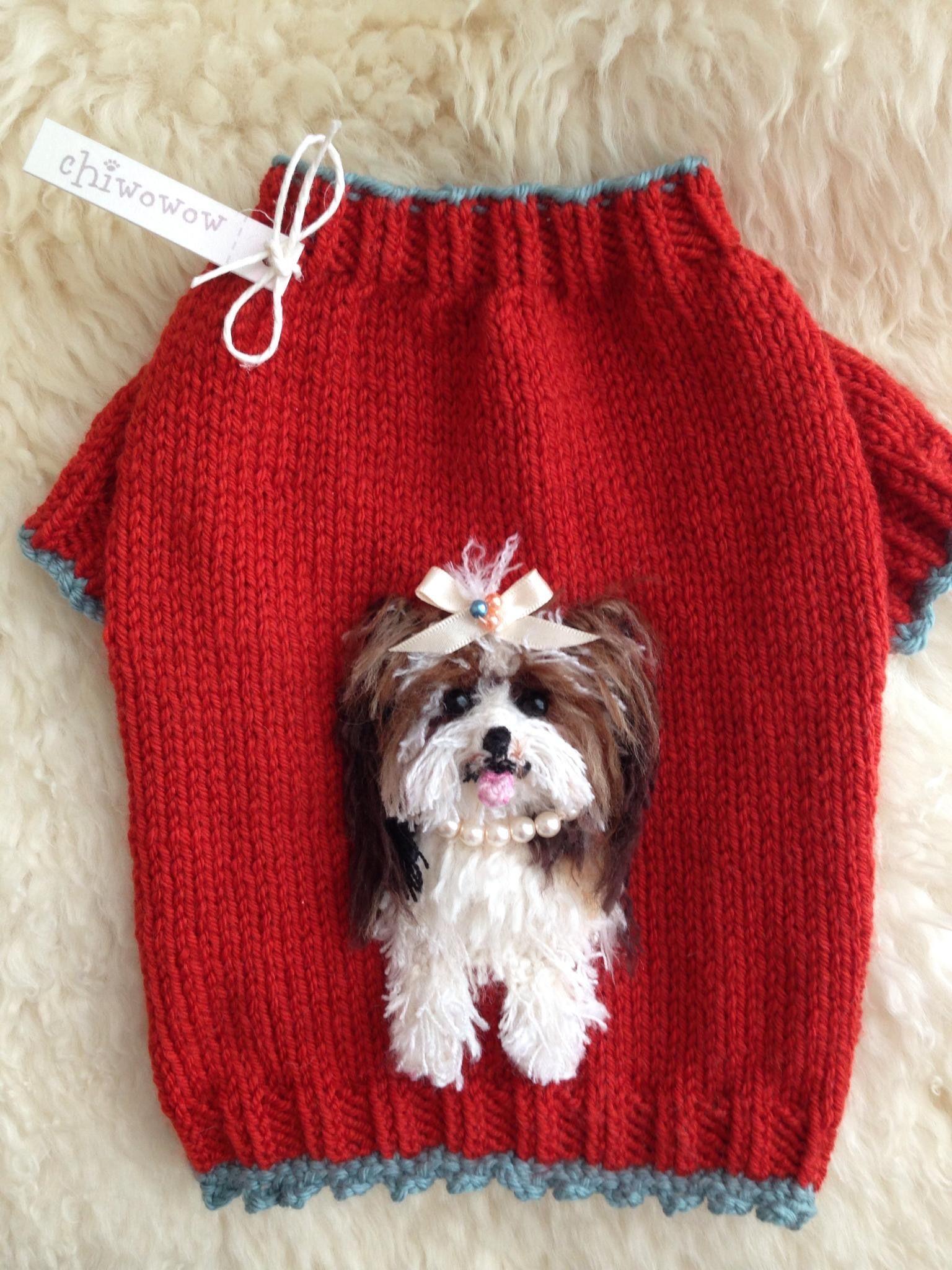 Chiwowow | Animais | Pinterest | Hunde, Häkelideen und Stiche