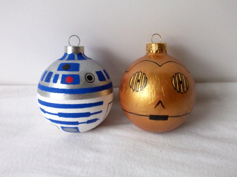 Diy Inspiration Star Wars Diy Geek Christmas Nerd Christmas