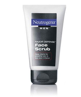 Mens facial scrubs