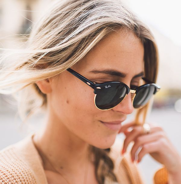 670646fcc8b80 New Favorite Sunglasses  Ray-Ban Clubround in 2019