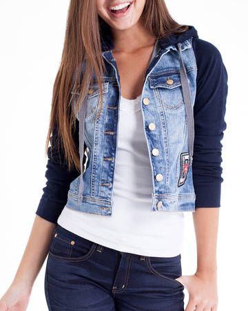 43bf11694 BadCat - Jaqueta Jeans | badcat | Jaqueta, Jeans, Blusa moletom