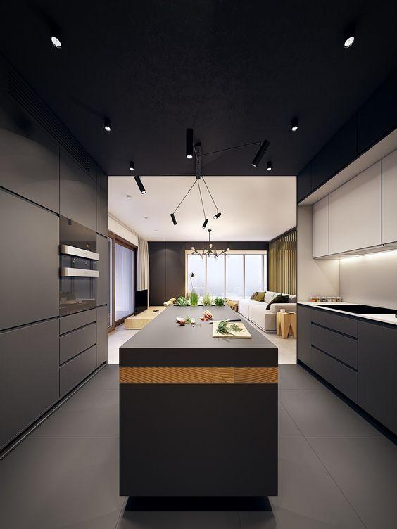 Cocinas contemporáneas, cocinas contemporaneas modernas, cocinas ...