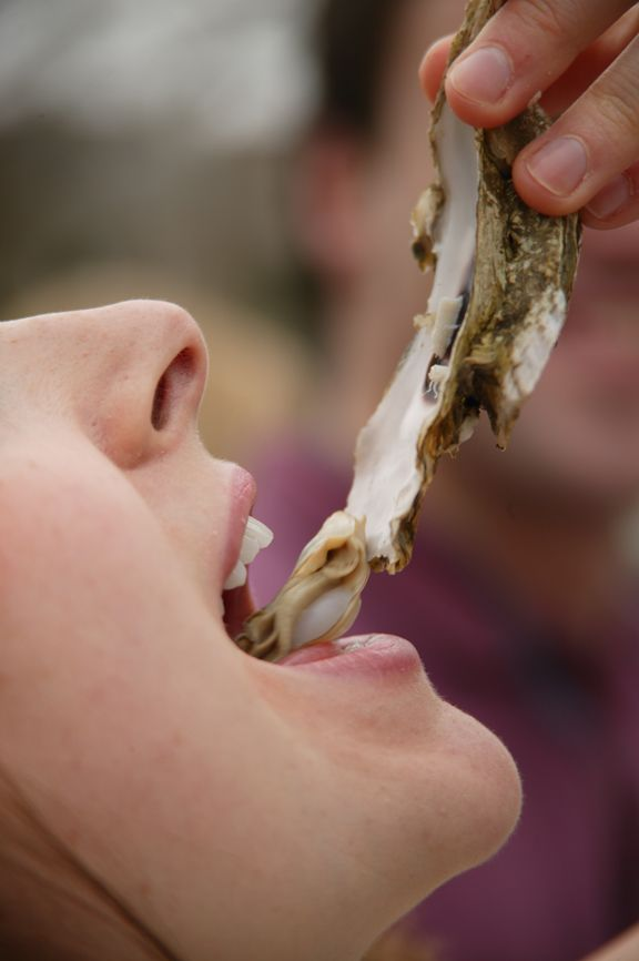 Woman eating oyster food photography by Whysall Photography| Whysall Photography | Oysters, Food photography, Eating oysters