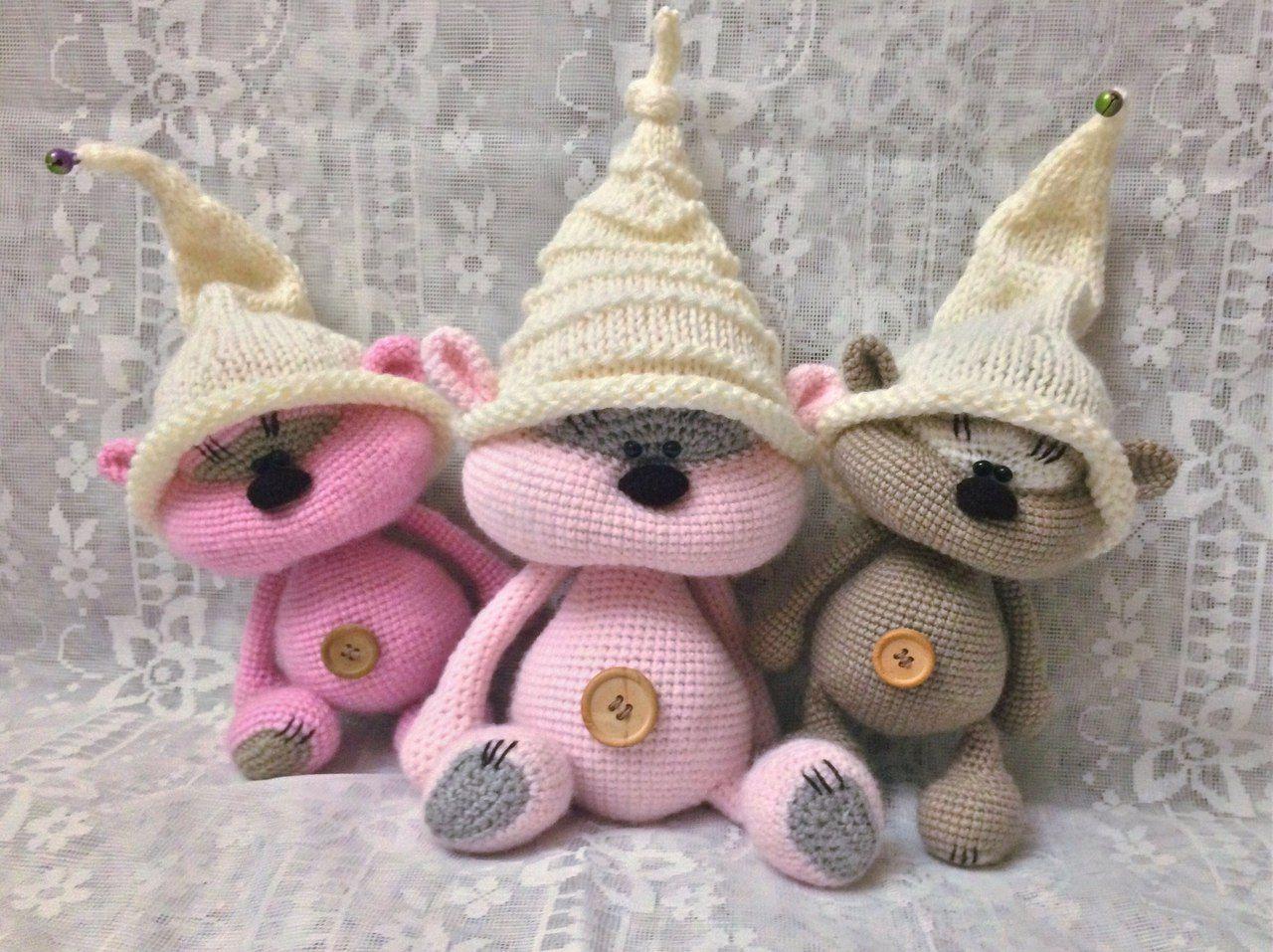 139 Cute Bear Cookie pattern by LittleOwlsHut | Apliques, Osos y Amigos