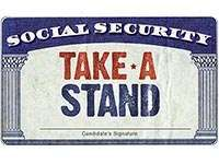 Republicans are using scare tactics about the future and effectiveness of Social Security to push through policies that would jeopardize it.Take a Stand on Social security