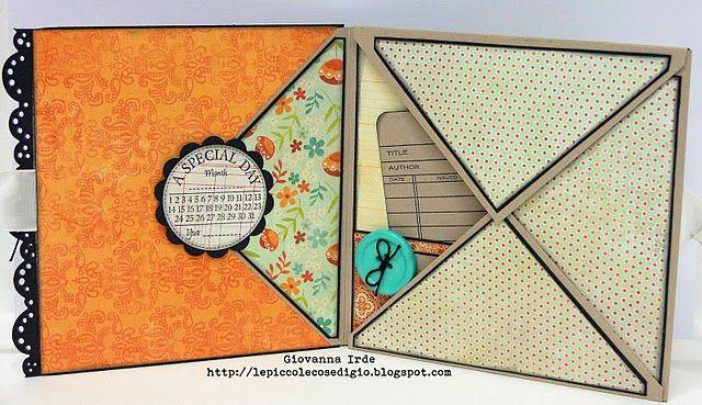 Fold card - like the folding