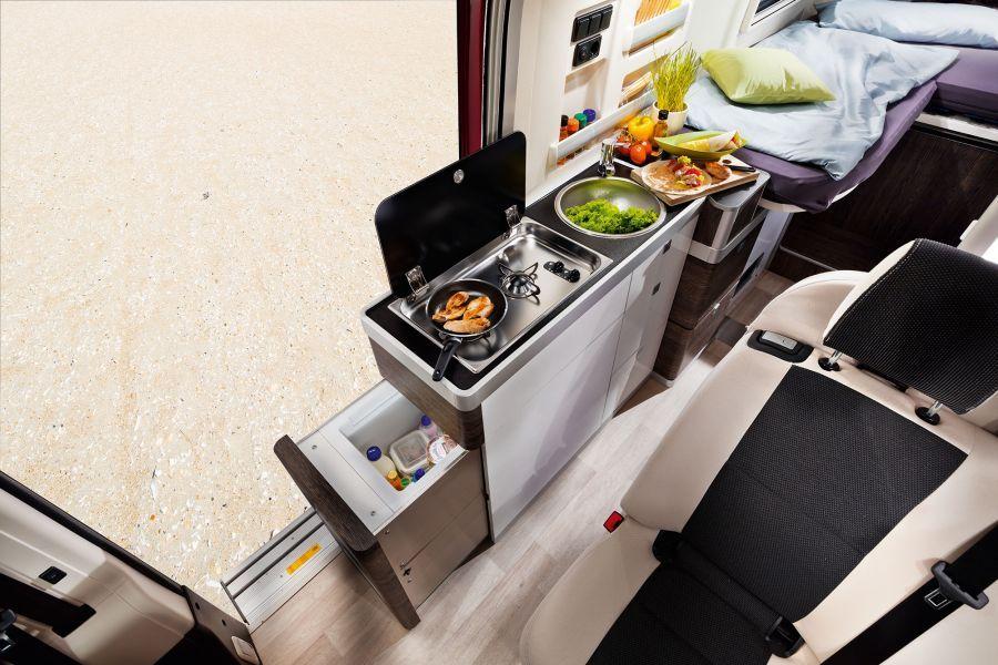 Cooking | Westfalia Mobil GmbH