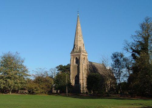 Heslington Church by The Church Collector, via Flickr