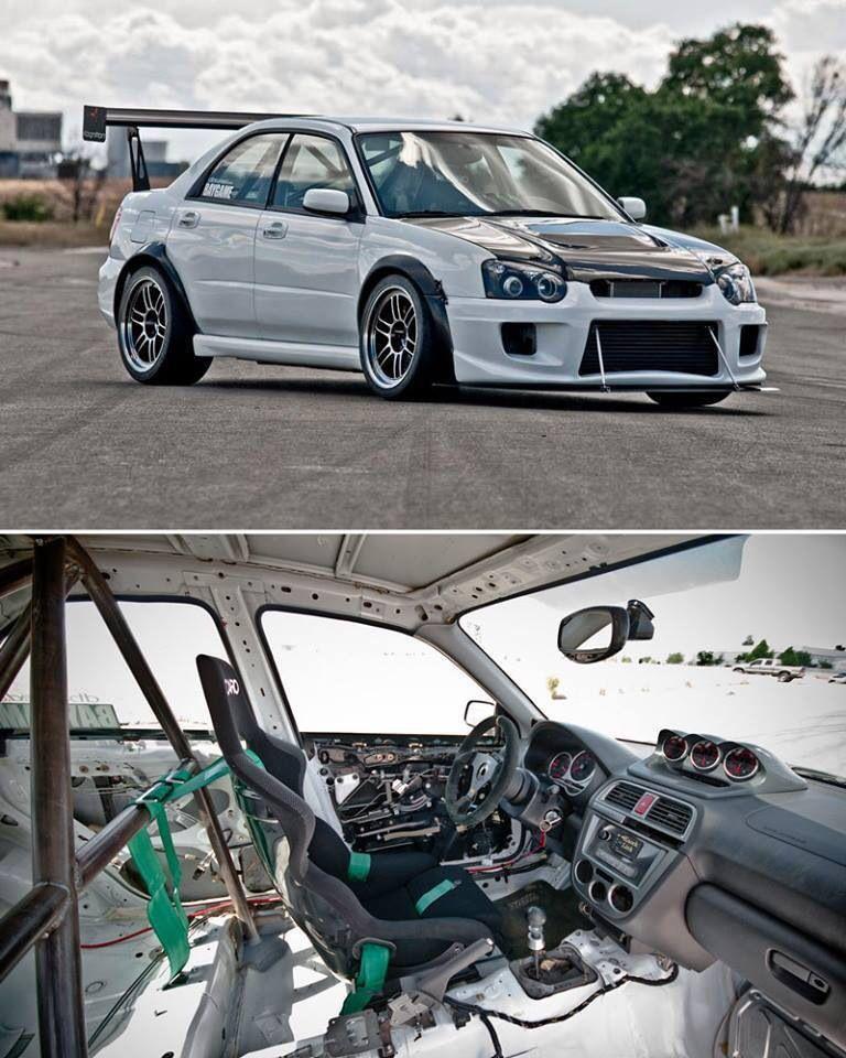 Subaru Impreza Wrx Sti. Amazing