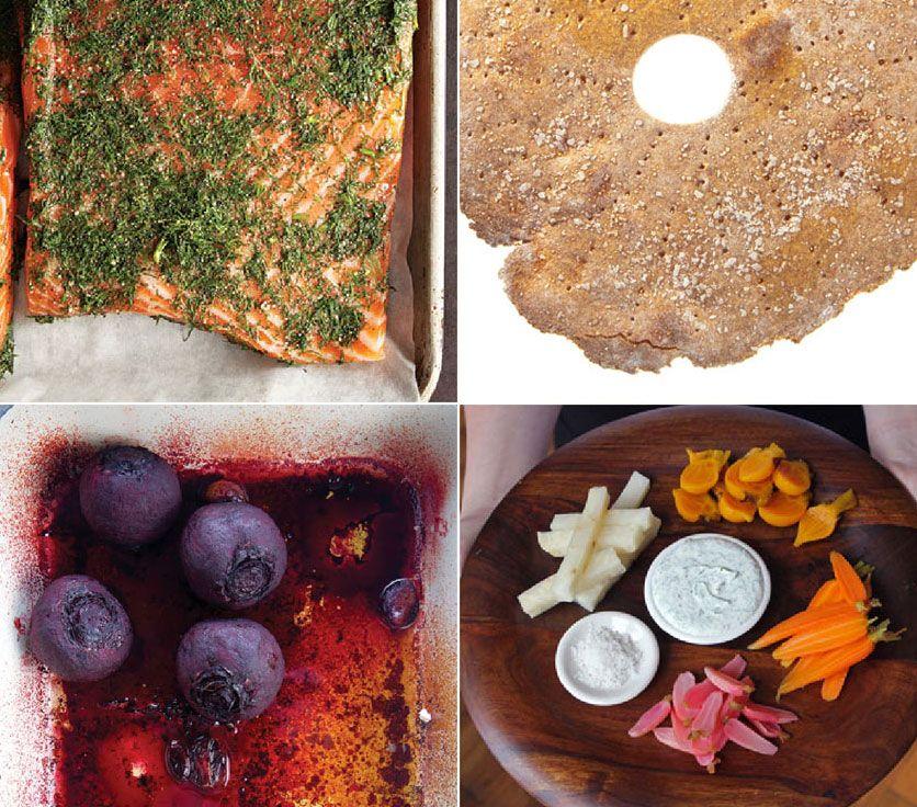 Menu A Scandinavian Dinner Party Nordic Recipe Saveur Recipes Swedish Recipes