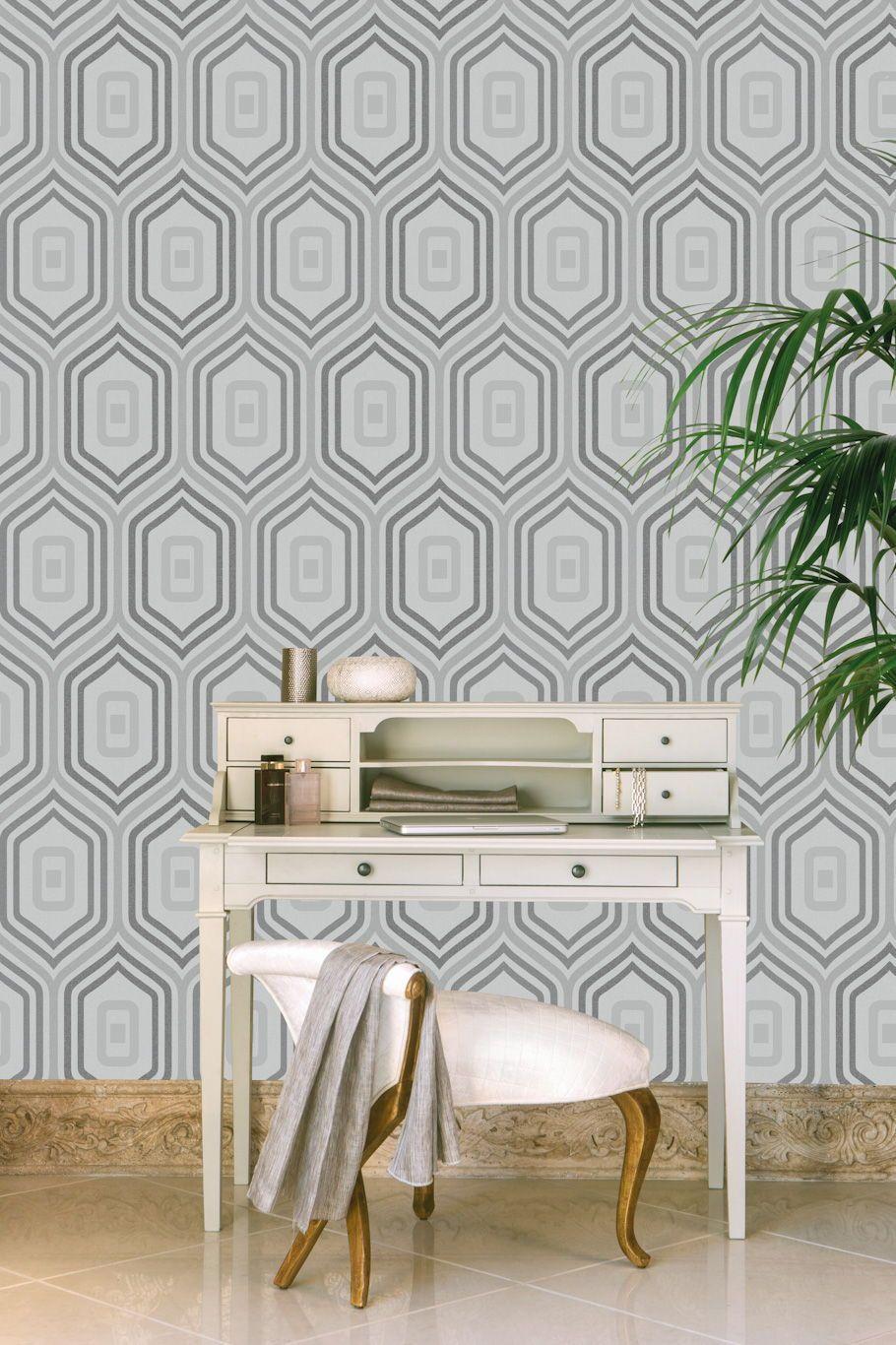 Entity By Albany Grey Wallpaper Wallpaper Direct Albany Direct Entity Grey Wallpaper In 2020 Grey Wallpaper Wallpaper Direct Flooring