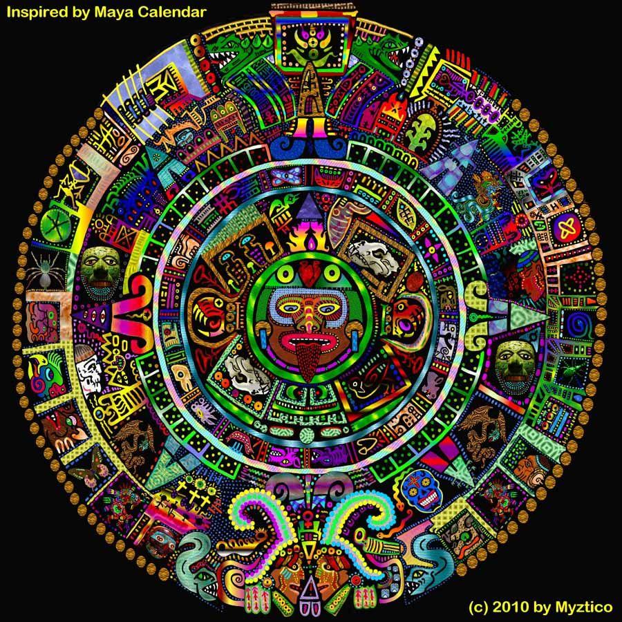 Mayan Calendar 2012 Mayan Calendar Projects to Try Pinterest