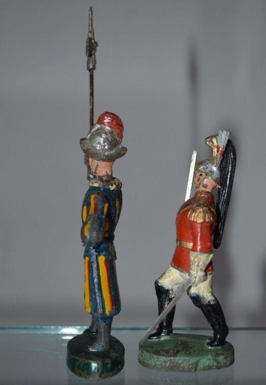 10 verschiedene Masse Figuren Massefiguren zum Sammeln 154