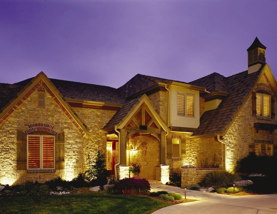 11 Stunning Photos of Landscape Lighting Landscaping, Outdoor