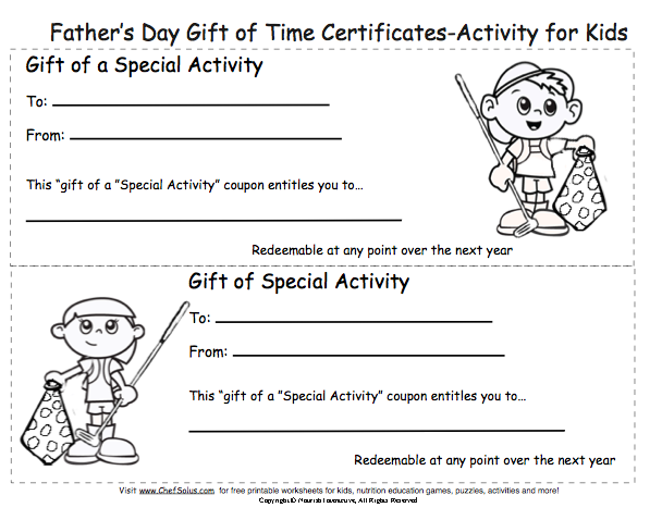 Coupons For Fathers Day Free Gift Ideas For Fathers Day