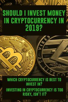 Should i start investing in cryptocurrency