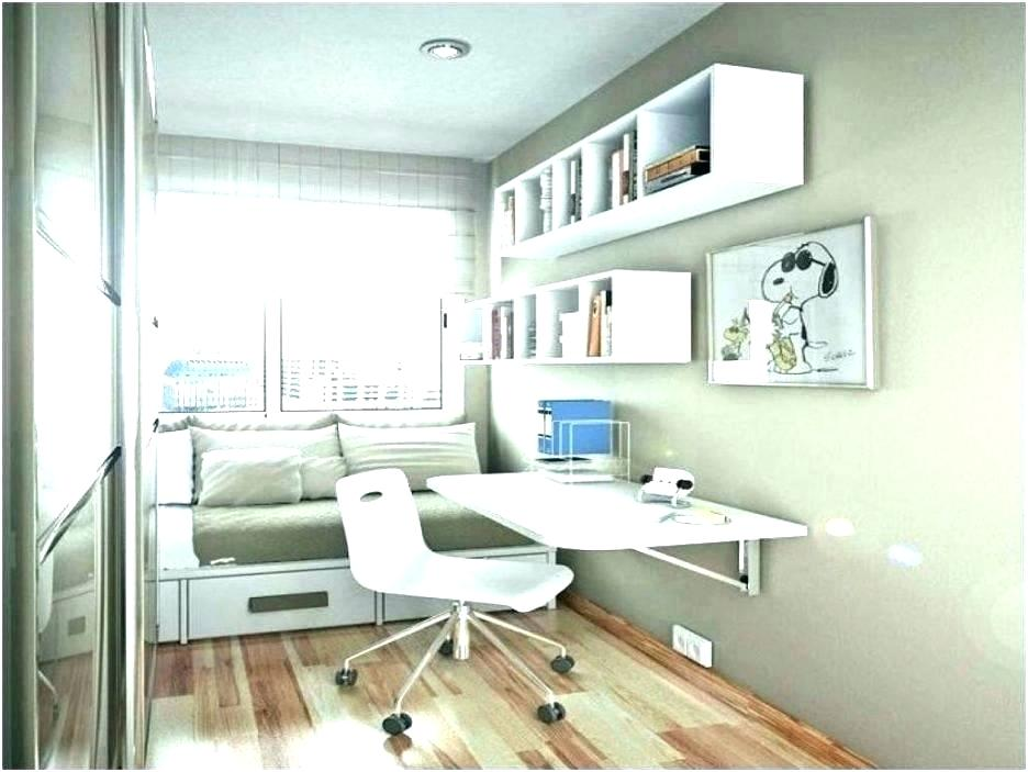 Ikea Wall Storage Desk With Shelves Above Hanging Shelves Ov Ikea Wall Storage De In 2020 Bedroom Furniture Layout Bedroom Furniture Placement Small Bedroom Layout