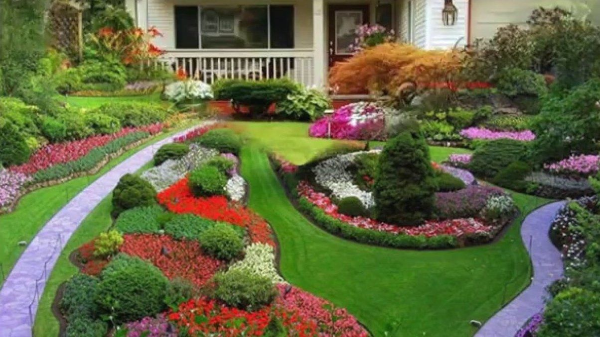 Garden Ideas Landscape Garden Design Ideas Pictures Wonderful Wall Decor Ideas For Lovely Houses De Garden Design Landscape Structure Backyard Garden