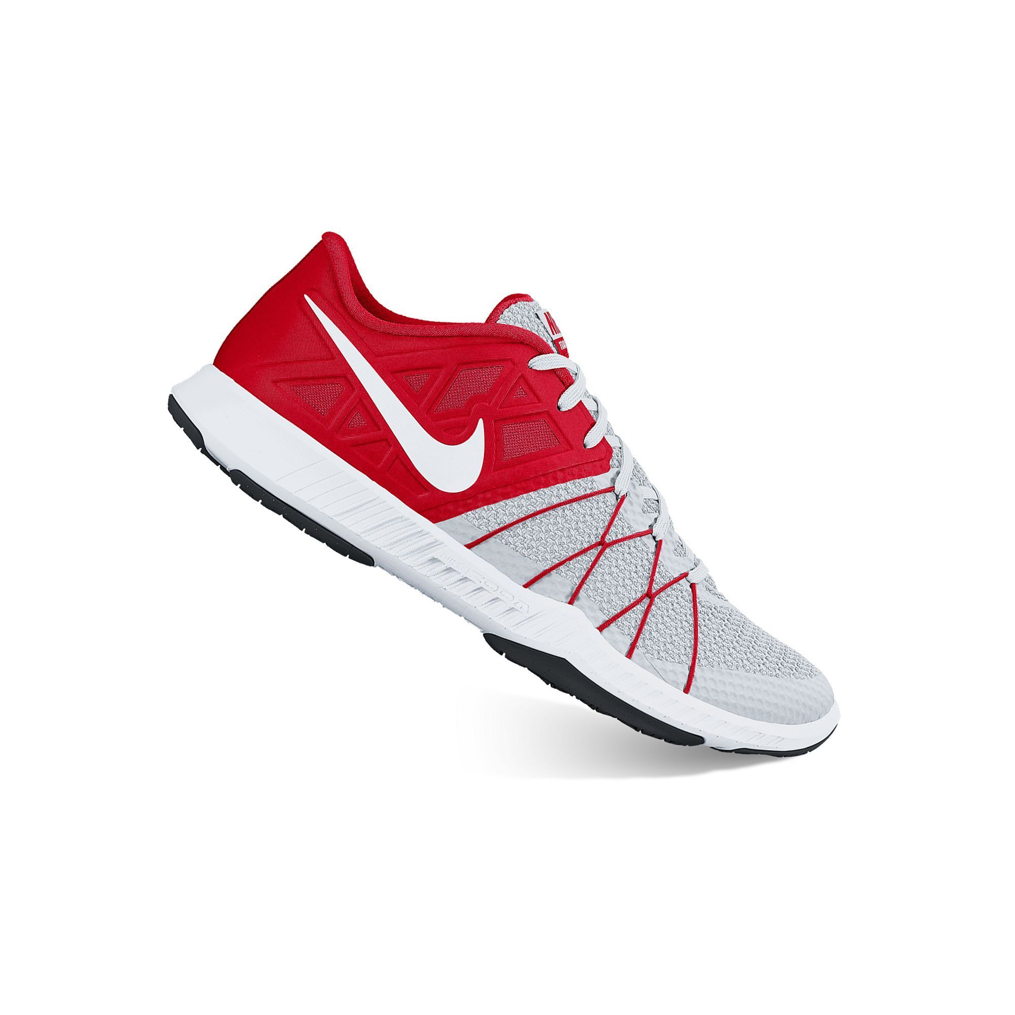 best sneakers c47d3 44cde Nike Zoom Train Incredibly Fast Men s Training Shoes, Size  10.5, Dark Red