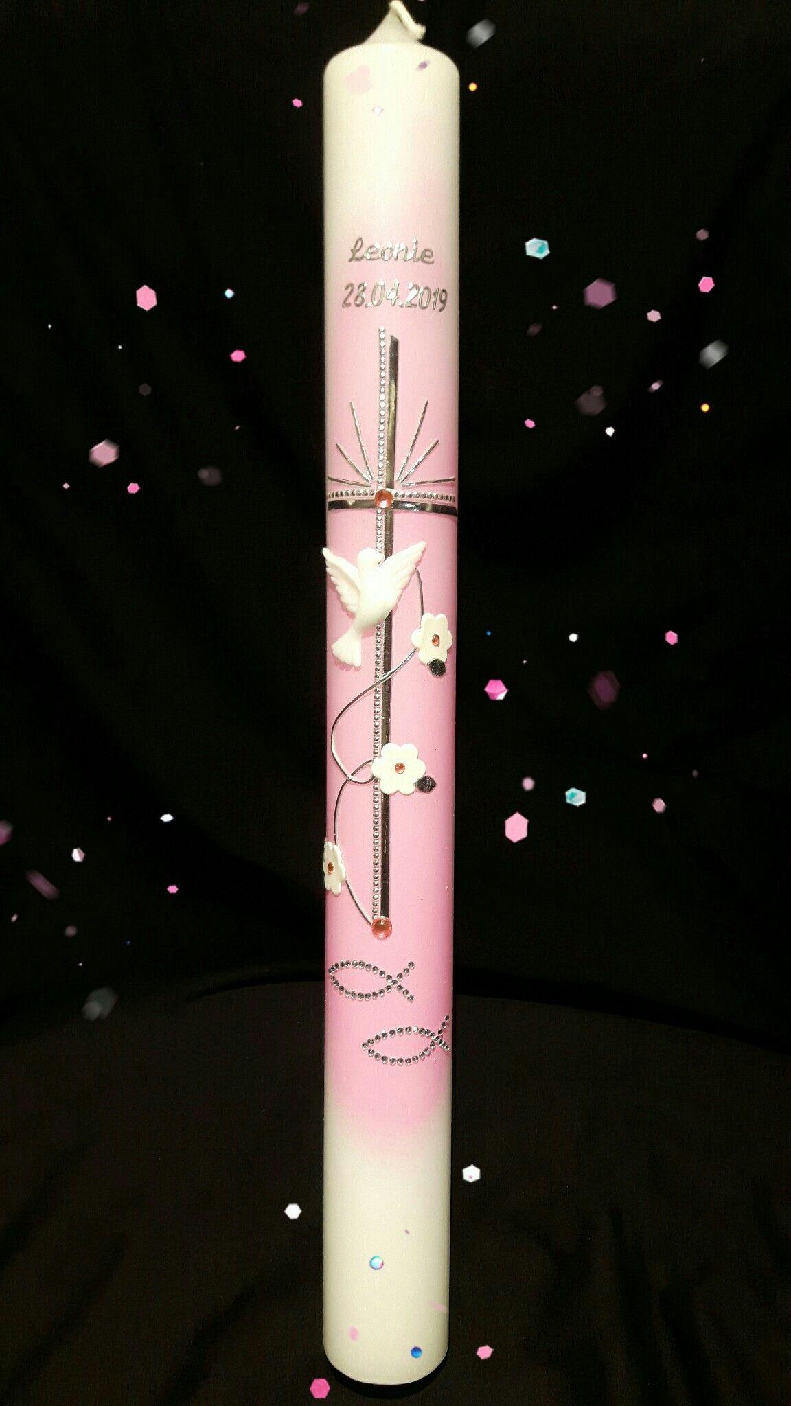 Pin Von Seifenfee Auf Kerzen Kommunionkerze Kerzen Und Kerzen