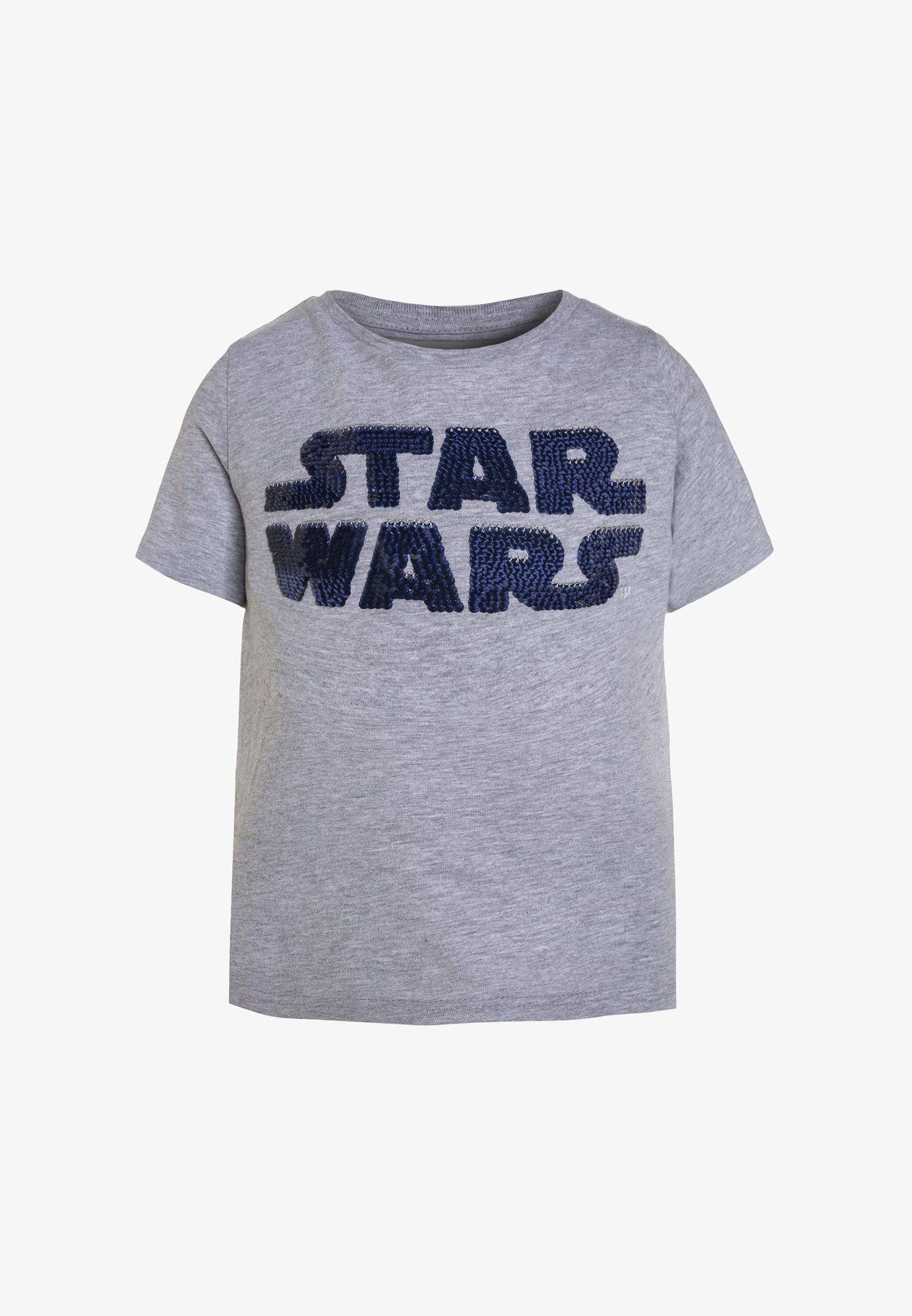 4cc75694 T-shirt med print - grey melange @ Zalando.se 🛒   Kläder och skor A ...